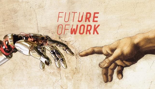 """Konferenz """"Future of Work"""" – 4. Mai 2016 in Zürich"""