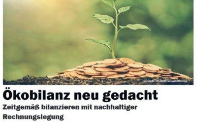 Zeitgemäß bilanzieren mit nachhaltiger Rechnungslegung